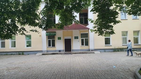Детская больница «Детская поликлиника МСЧ-9» в городе Дубна, фотографии