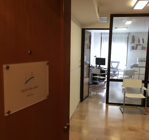 Despacho de Abogados en Huesca Laura Ara