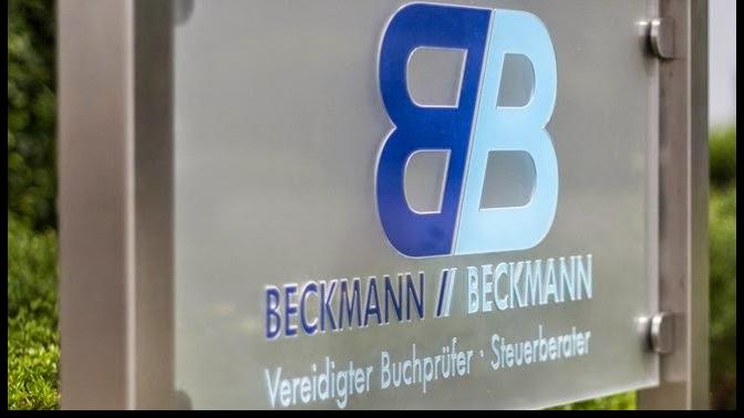 Beckmann und Beckmann GbR - Vereidigter Buchprüfer - Steuerberater