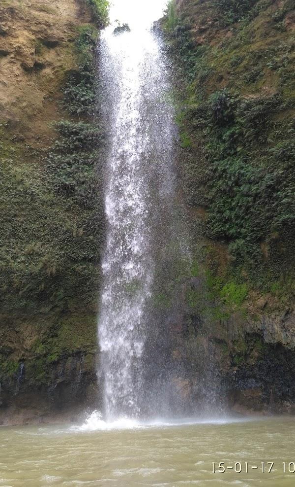 Air Terjun Nganyongan