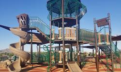 Mansel Carter Oasis Park