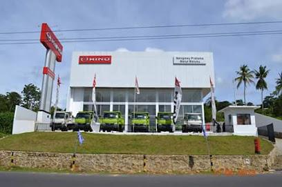 DILER Mobil HINO TRUK AUTHORIZED DEALER - Jl. Wolter Monginsidi, Ambon