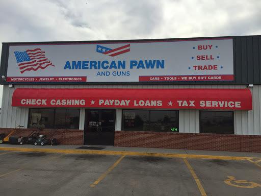 American Pawn and Guns, 4928 S Broadway St, Wichita, KS 67216, USA, Pawn Shop