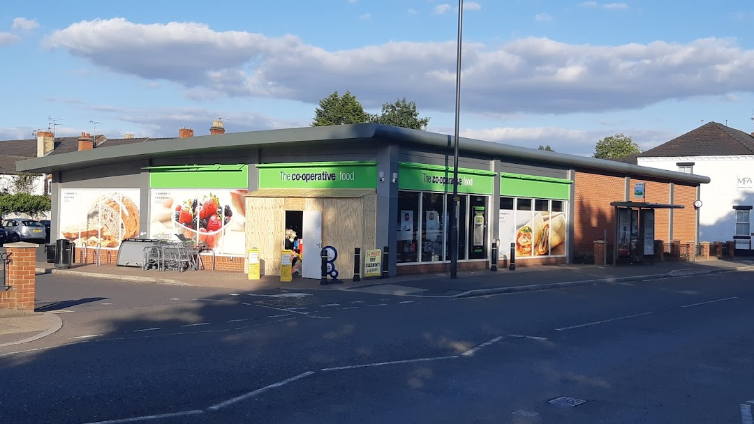The Co-operative Food - Ashbourne Road, Derby
