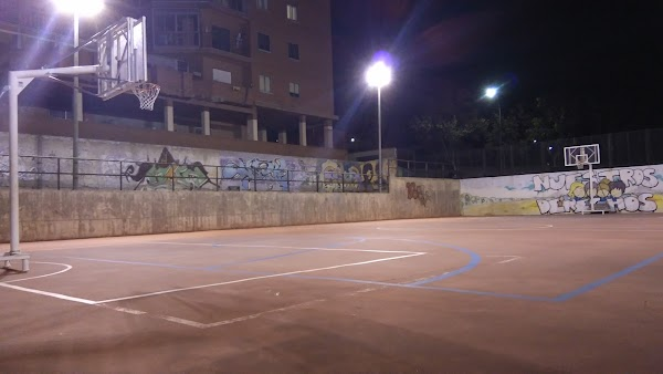 Centro Polideportivo de la Toledana Pedro García Andrino