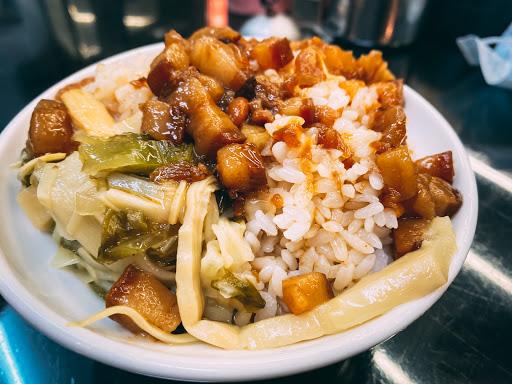 夜間食堂老爹肉羹|滷肉飯|乾拌麵|腿庫飯|板橋江子翠|宵夜