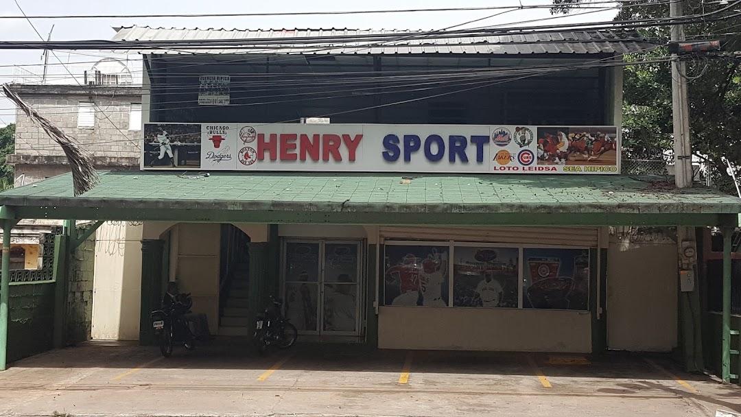 Sports Henry