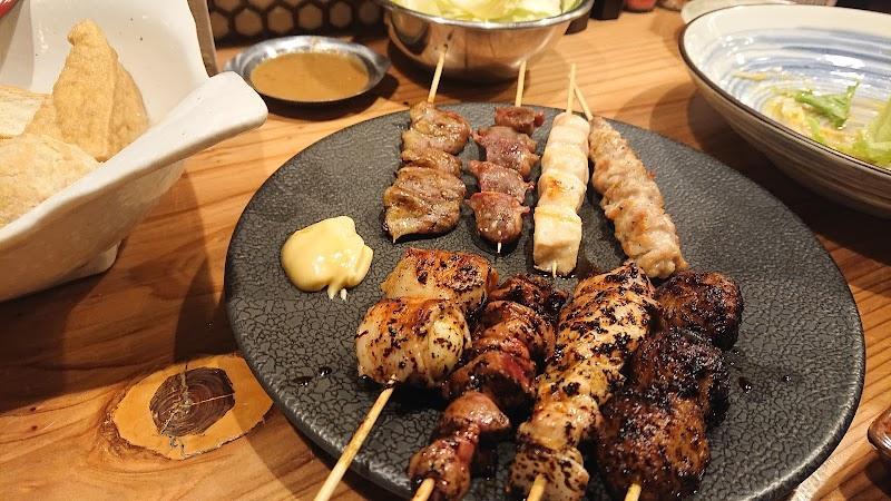 神戸焼鳥と鶏出汁おでん つくねや 大宮店