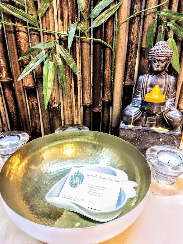 centro de masajes santana