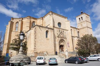 Collegiate of Santa María del Mercado, Berlanga de Duero