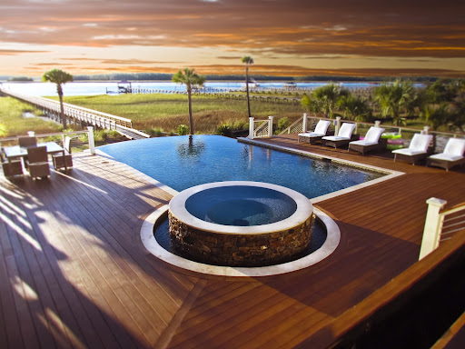 Swimming Pool Contractor «Blue Haven Pools - Charleston», reviews and photos
