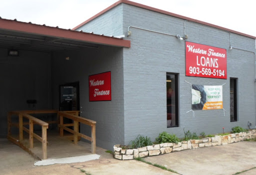 Western Finance, 201 W Broad St, Mineola, TX 75773, Loan Agency