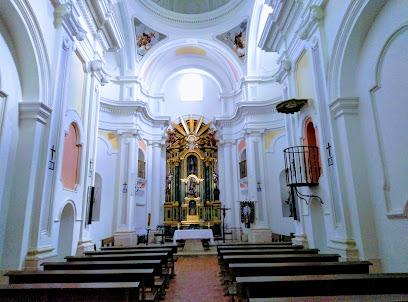 Convento de San Miguel de la Victoria.