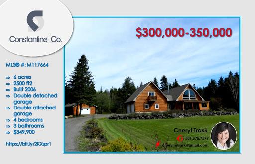 Immobilier - Résidentiel Cheryl Trask NB Real Estate Ltd. (REALTOR® for Re/Max Quality) à Canada ()   LiveWay