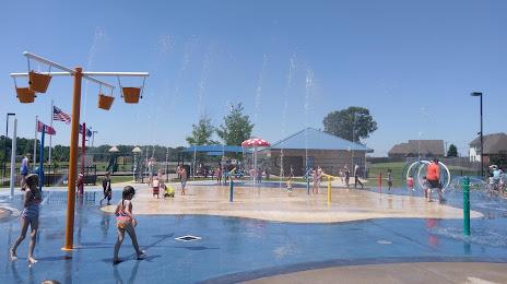 Walker Park Splash Pad HVAC Services