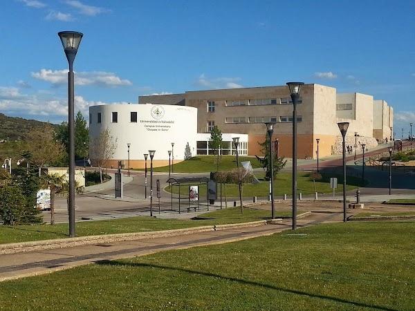 Escuela Universitaria de Fisioterapia de Soria - Universidad de Valladolid