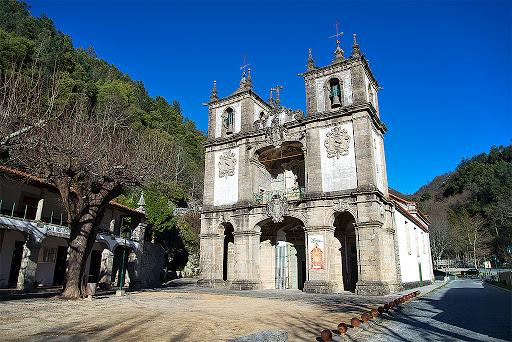 Santuário de Nossa Senhora da Abadia, Santa Maria, Portugal, Abadia, estado Viana do Castelo