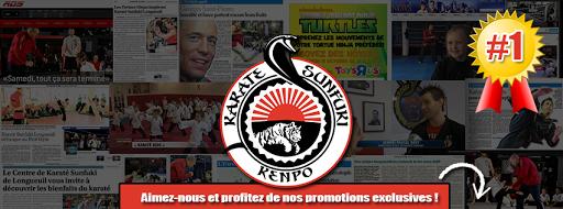 Arts martiaux Karaté Sunfuki Lachute à Lachute (QC) | CanaGuide