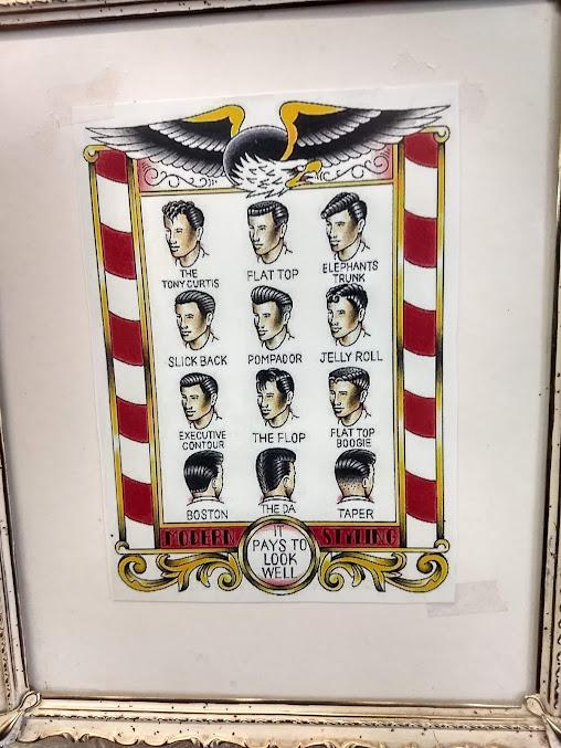 Buck's Barber Shop