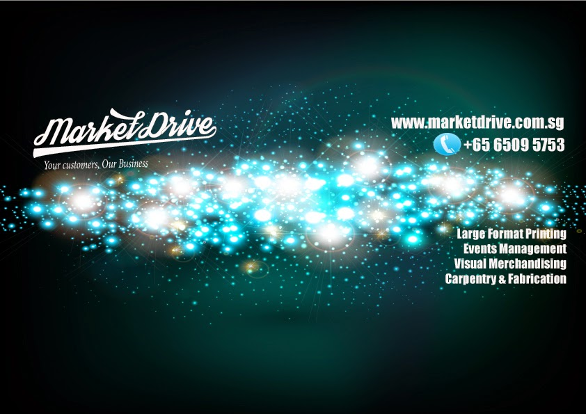 Market Drive Pte Ltd (Events, Printing, Exhibition Booth Builder)