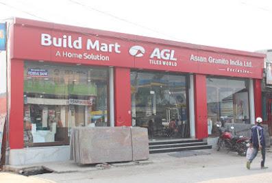 Build Mart – Tiles Showroom in MuzaffarpurMuzaffarpur