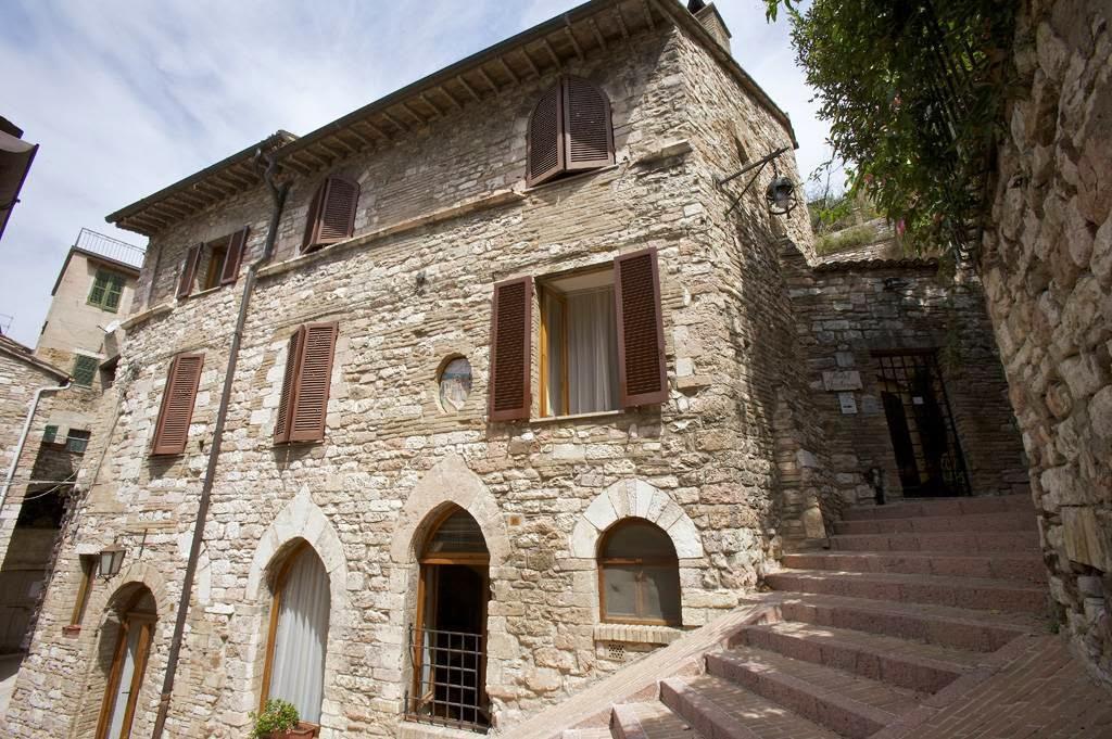 Hotel La Fortezza Assisi Nella Citta Assisi
