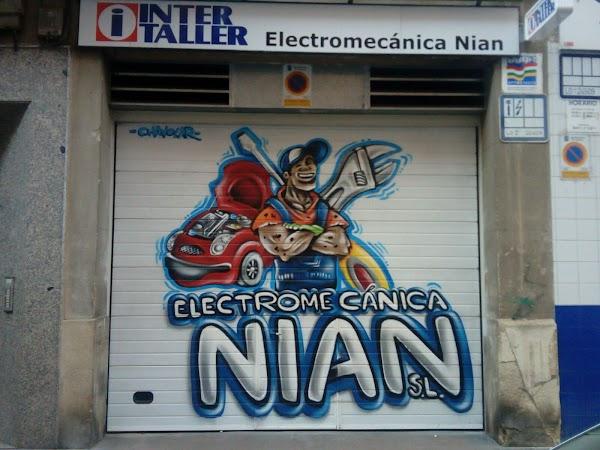 Auto Electricidad Nian S L