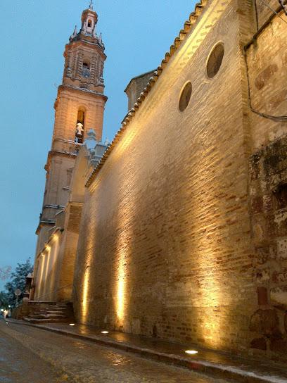 Torre inclinada de nuestra Señora de la Asunción