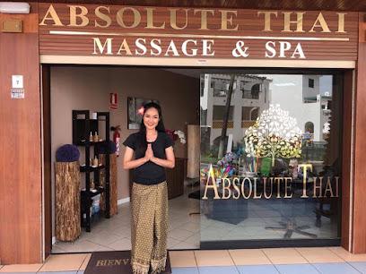 imagen de masajista Absolute Thai Masaje and Masaje y Spa