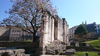 Archeological Gardens of Cybele, Vienne
