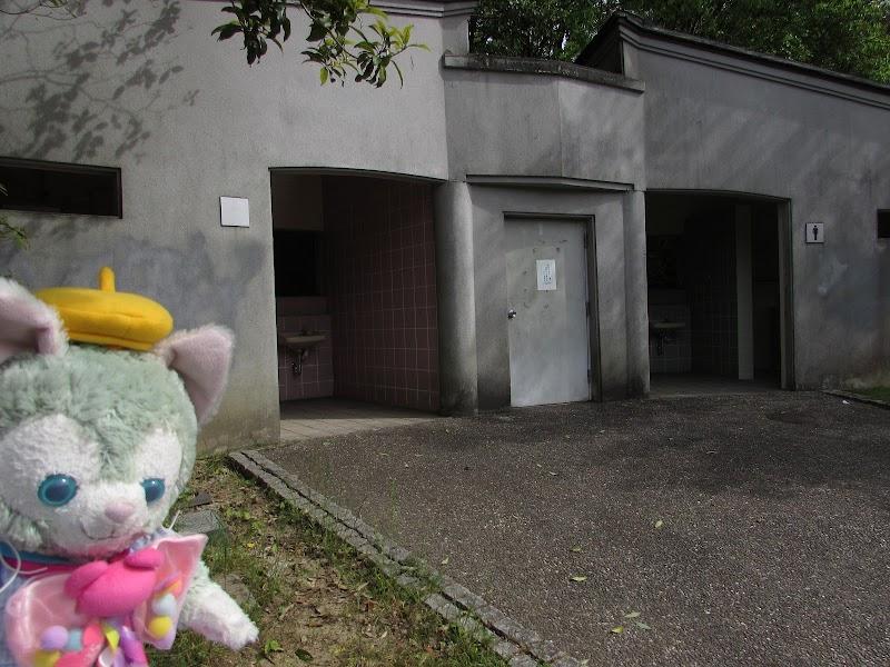 深田公園 トイレ