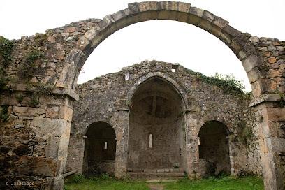 Iglesia de Santa María de Tina