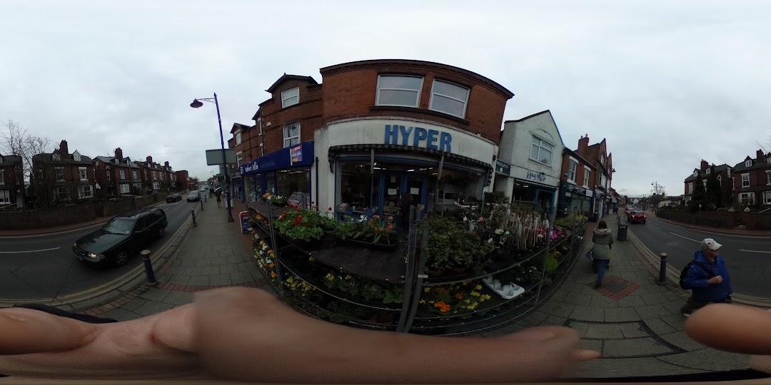 Hyper Discount Stores