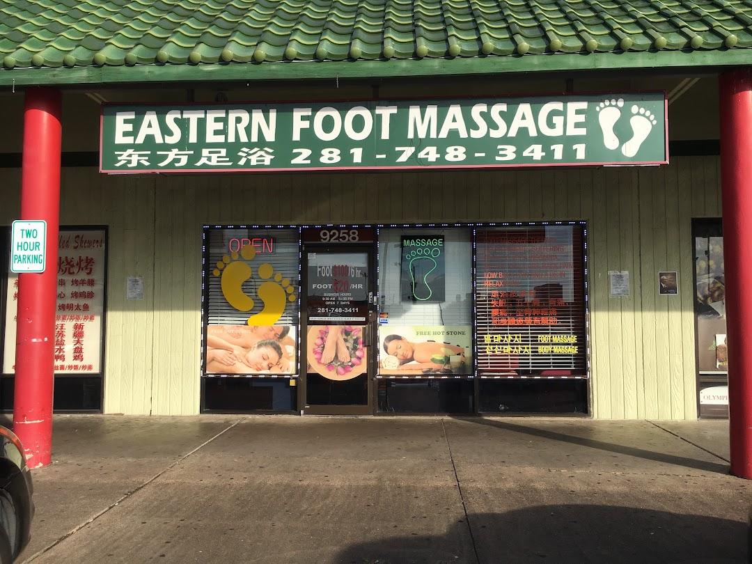 Eastern Foot Massage