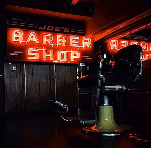 Joe's Barbershop Chicago