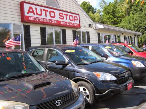 Used Car Dealer «Auto Stop Inc», reviews and photos, 13 Bridge St, Pelham, NH 03076, USA