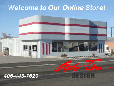 Auto Parts Store «Auto Trim Design», reviews and photos, 2520 N Montana Ave, Helena, MT 59601, USA