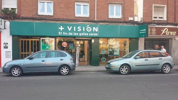 Óptica +Visión San Mamés - León