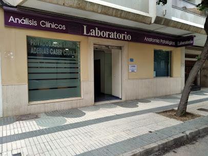 Laboratorio de Análisis Clínicos y Anatomía Patologica