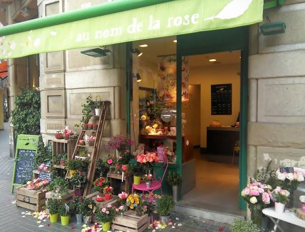 Au nom de la rose Barcelona