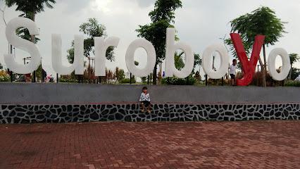 Surabaya Fountain Park