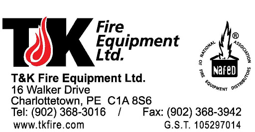 Security System Supplier T & K Fire Equipment Ltd in Charlottetown (PE) | LiveWay