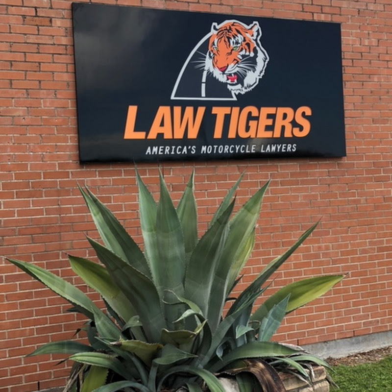 Law Tigers Motorcycle Injury Lawyers - McAllen