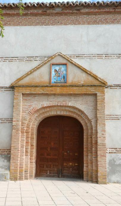 Iglesia de Blasconuño de Matacabras