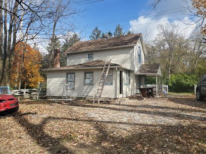 Michigan Road Toll House