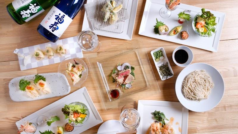 ISOGAMI FRY BAR 三宮 蕎麦 天ぷら バル