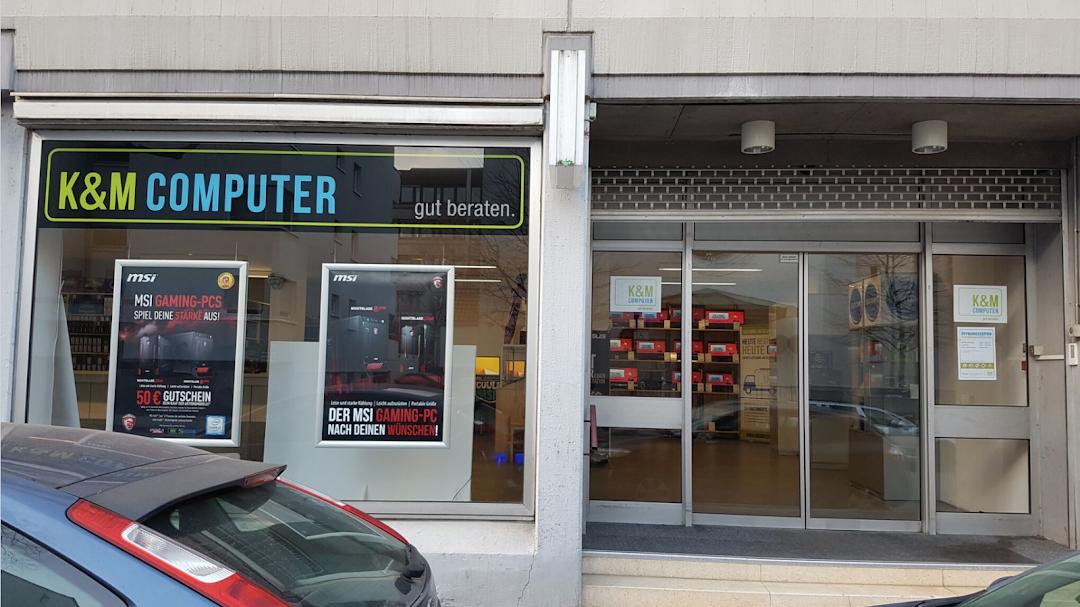 K&M Computer - PC Shop, Service und Reparatur