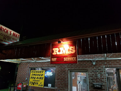Roy's Meat Service