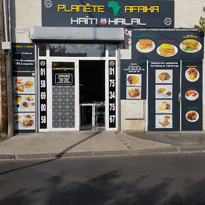 photo du restaurant Planète Afrika Haïti