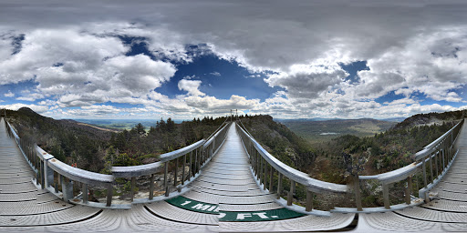 Tourist Attraction «Mile High Swinging Bridge», reviews and photos, US 221 and Blue Ridge parkway, Linville, NC 28646, USA